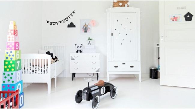 Westwing уверен: детские шкафы - место для творчества
