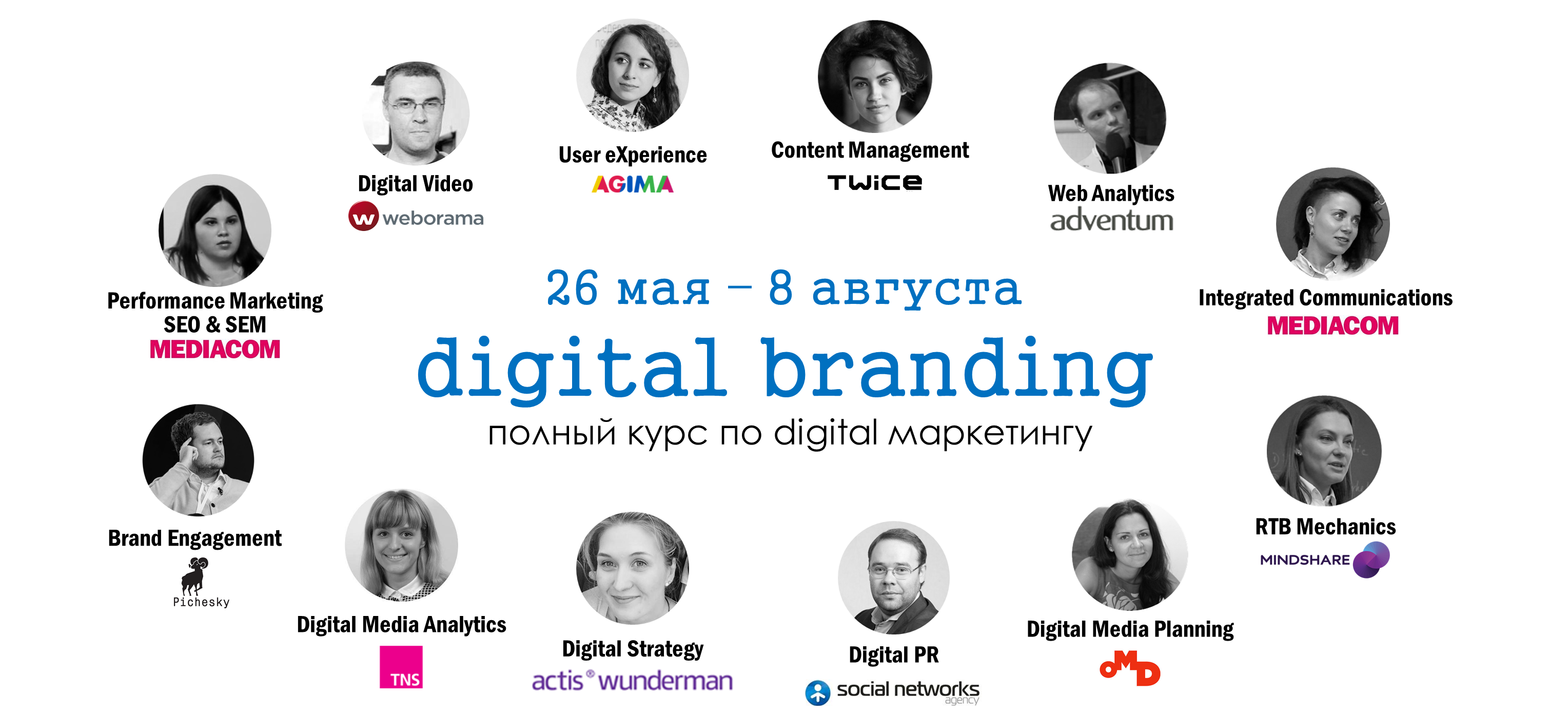 Digital Branding. Летний Курс