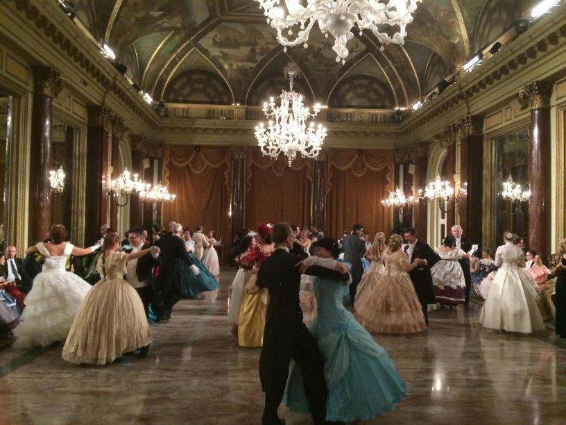 « Большой Русский Бал» в Риме: событие, посвященное культурному обмену между Италией и Россией