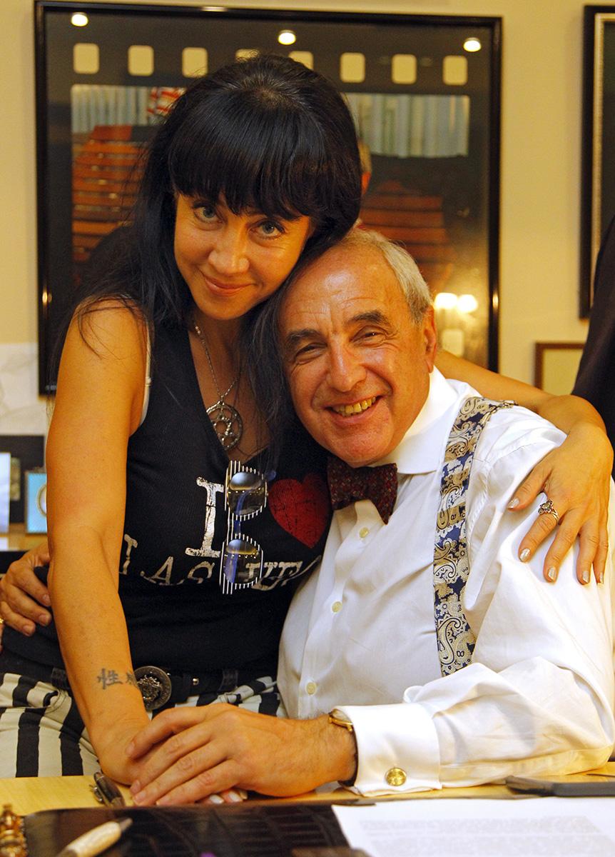 Маэстро звездных разводов Добровинский сделал клиентку своей любовницей