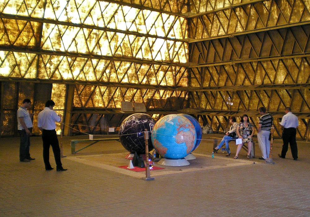 Легендарная оздоровительная Пирамида у столицы России, в 20 км по Новорижскому шоссе! Улучшает иммунитет! Вход свободный!