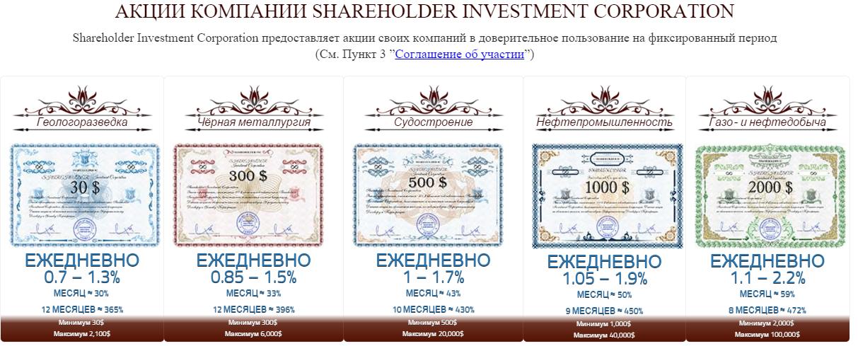 Shareholder IC: зарабатывать на инвестициях в промышленность может любой пожелавший