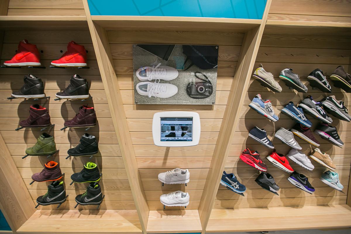 Состоялось открытие уникальной по формату сети торговых точек спортивной обуви Street Beat