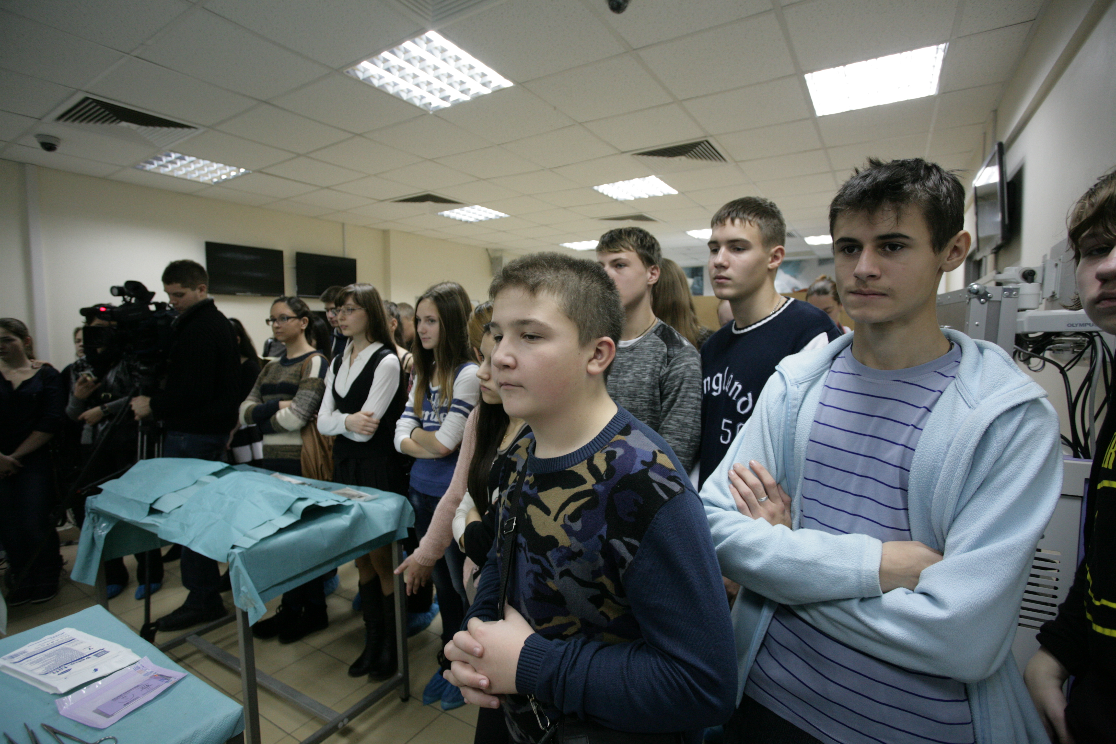« Университетские субботы» в РНИМУ им Н. И. Пирогова √ для всех!