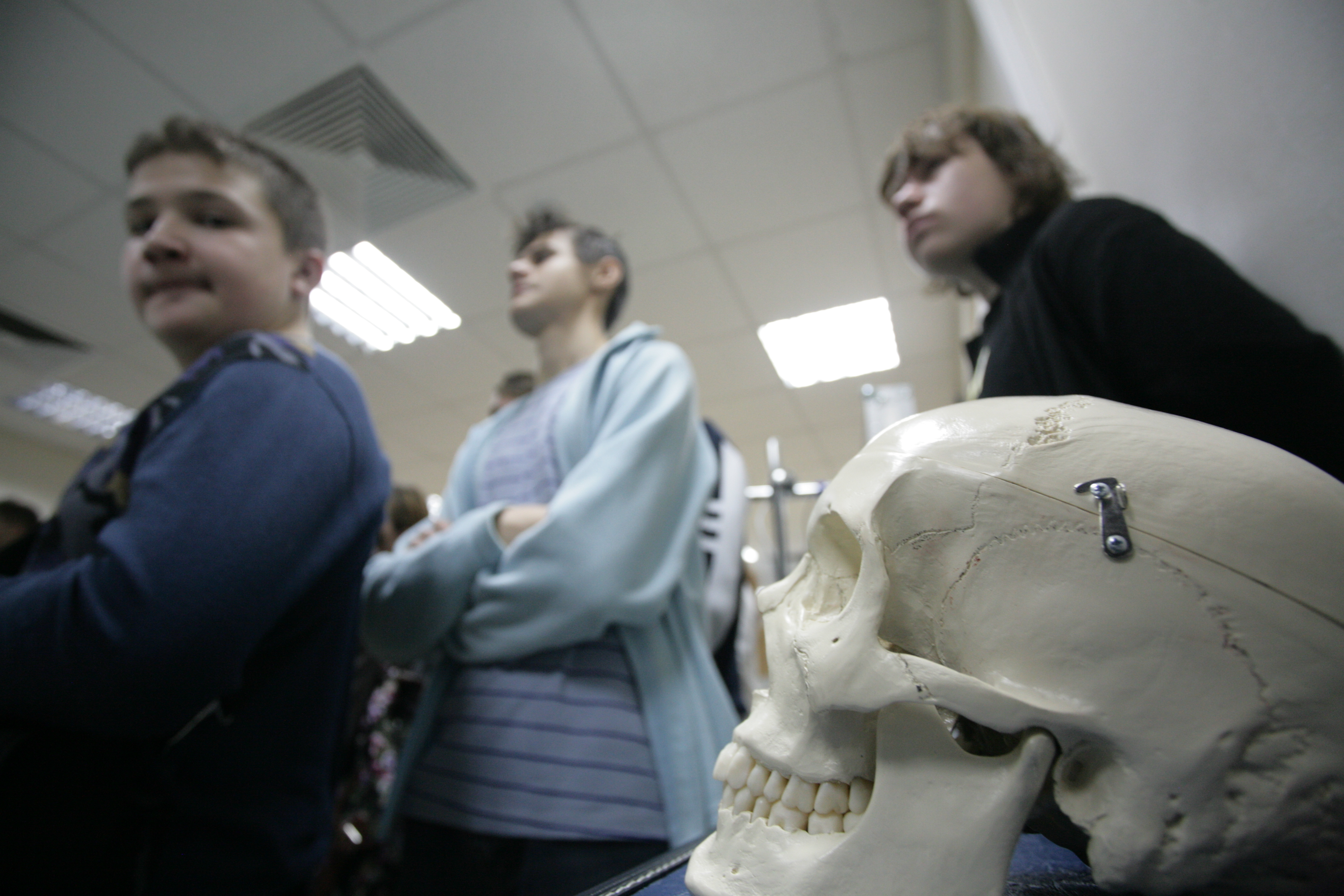 « Университетские субботы» в РНИМУ им Н. И. Пирогова v для всех!