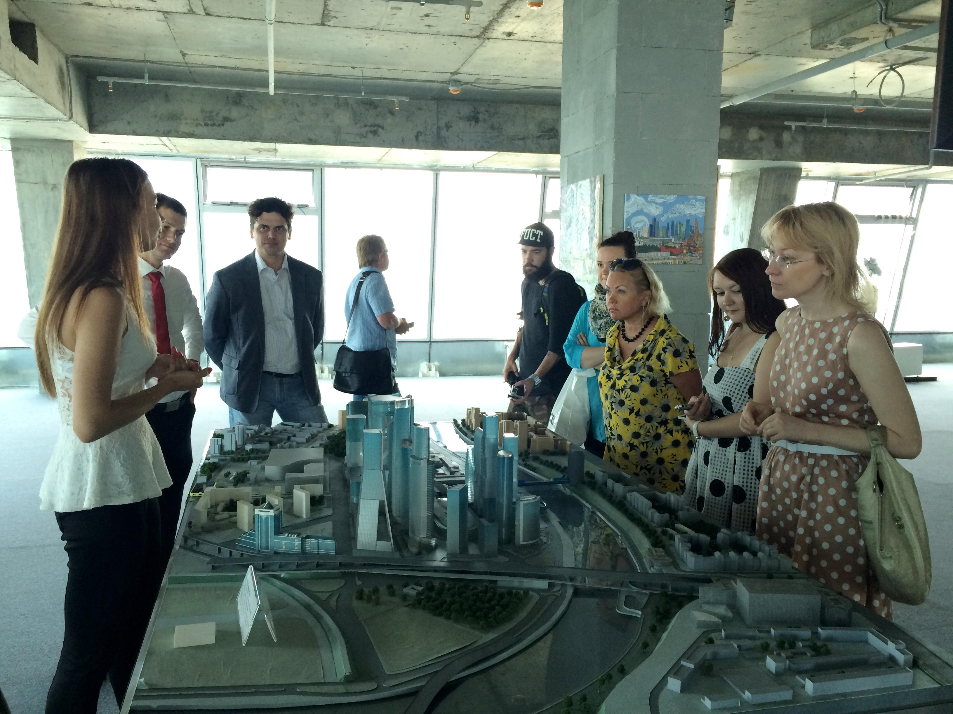 Pro-Vision и REHAU открыли новый экскурсионный маршрут