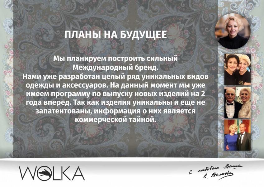 Актриса Екатерина Волкова привлекает микроинвестиции для создания модного стартапа
