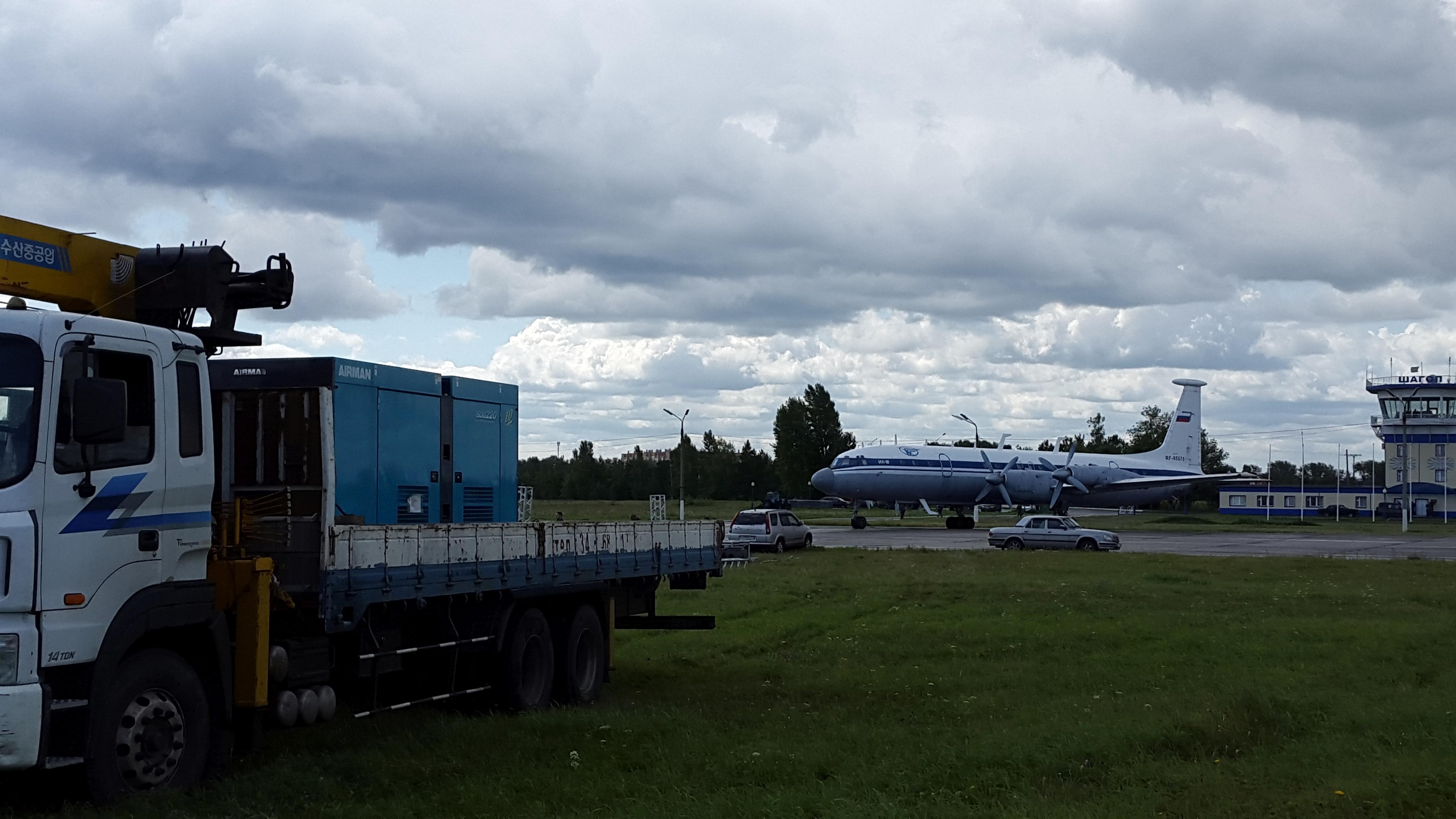 УралГидроМаш обеспечил бесперебойным электроснабжением Авиационный праздник ВВС