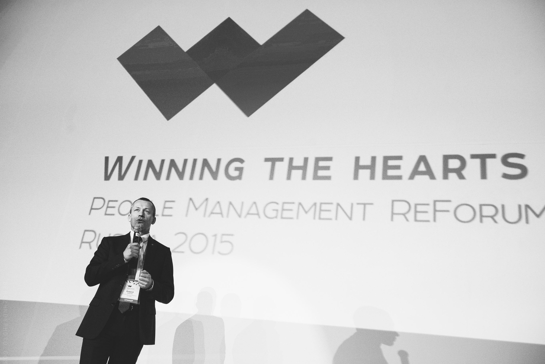 В столице прошел долгожданный ReForum « Winning The Hearts» 2015