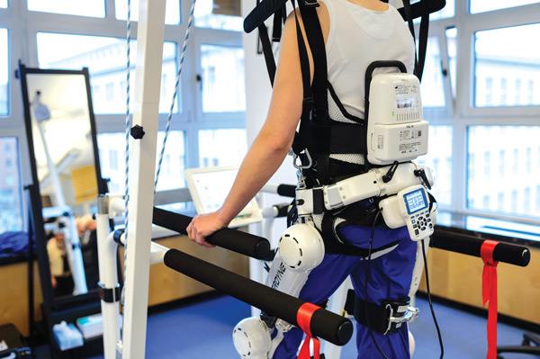 Свежие возможности в реабилитации после травмы позвоночника