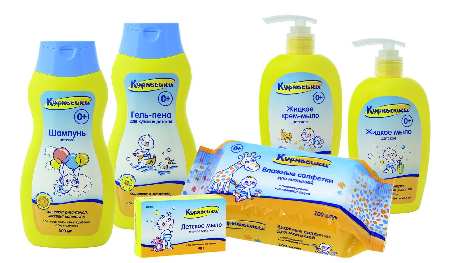 Бальзам « Курносики» с увеличенным содержанием Д-пантенола для детей и взрослых