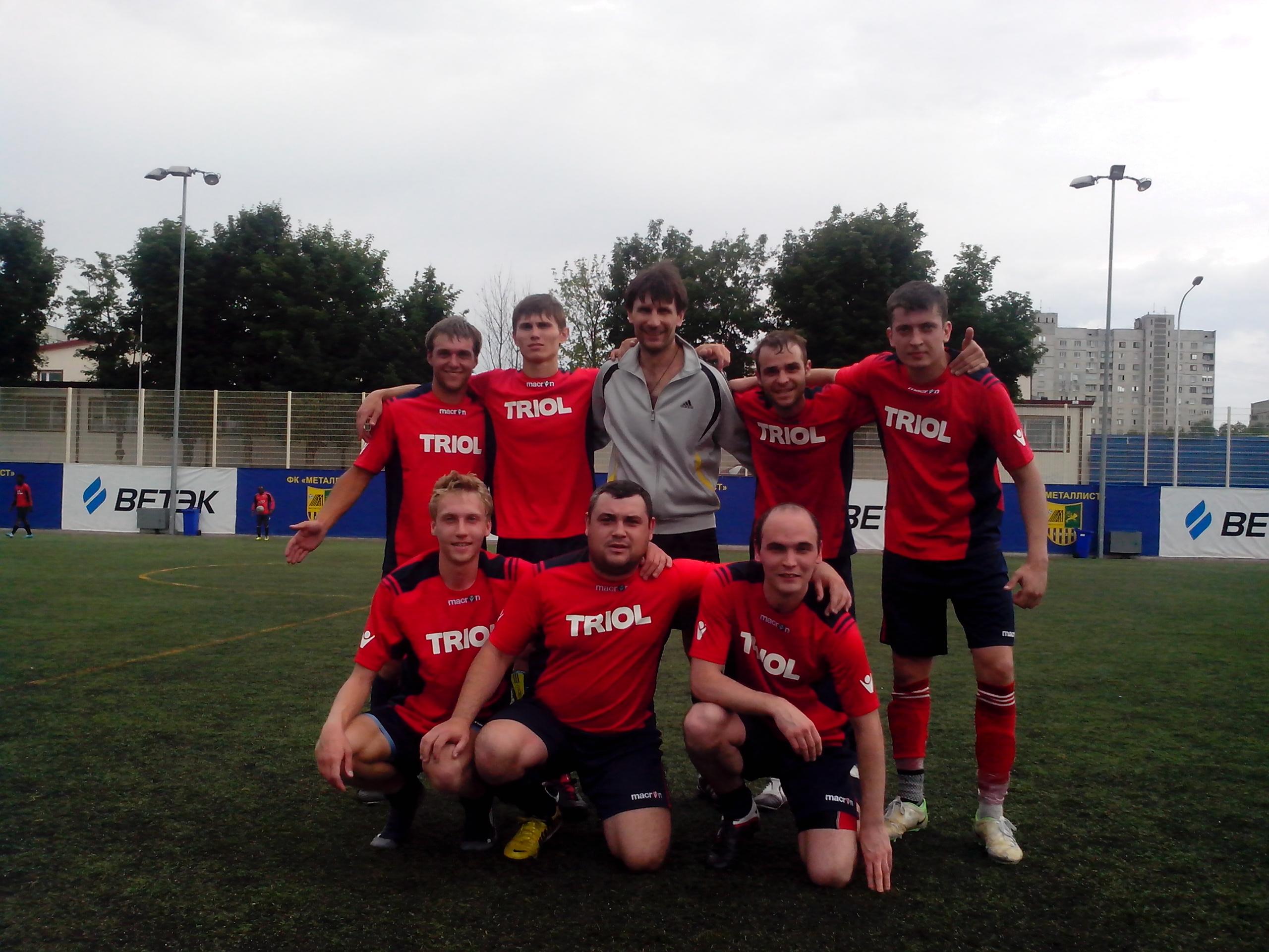 Корпоративный чемпионат по мини-футболу - 2014 объявляется открытым!