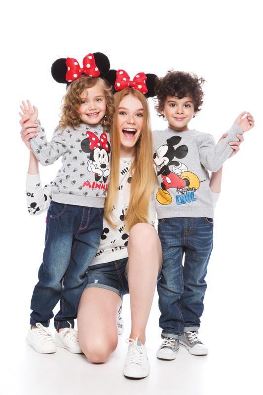 O-STIN представляет коллекцию с принтами любимых персонажей Disney!