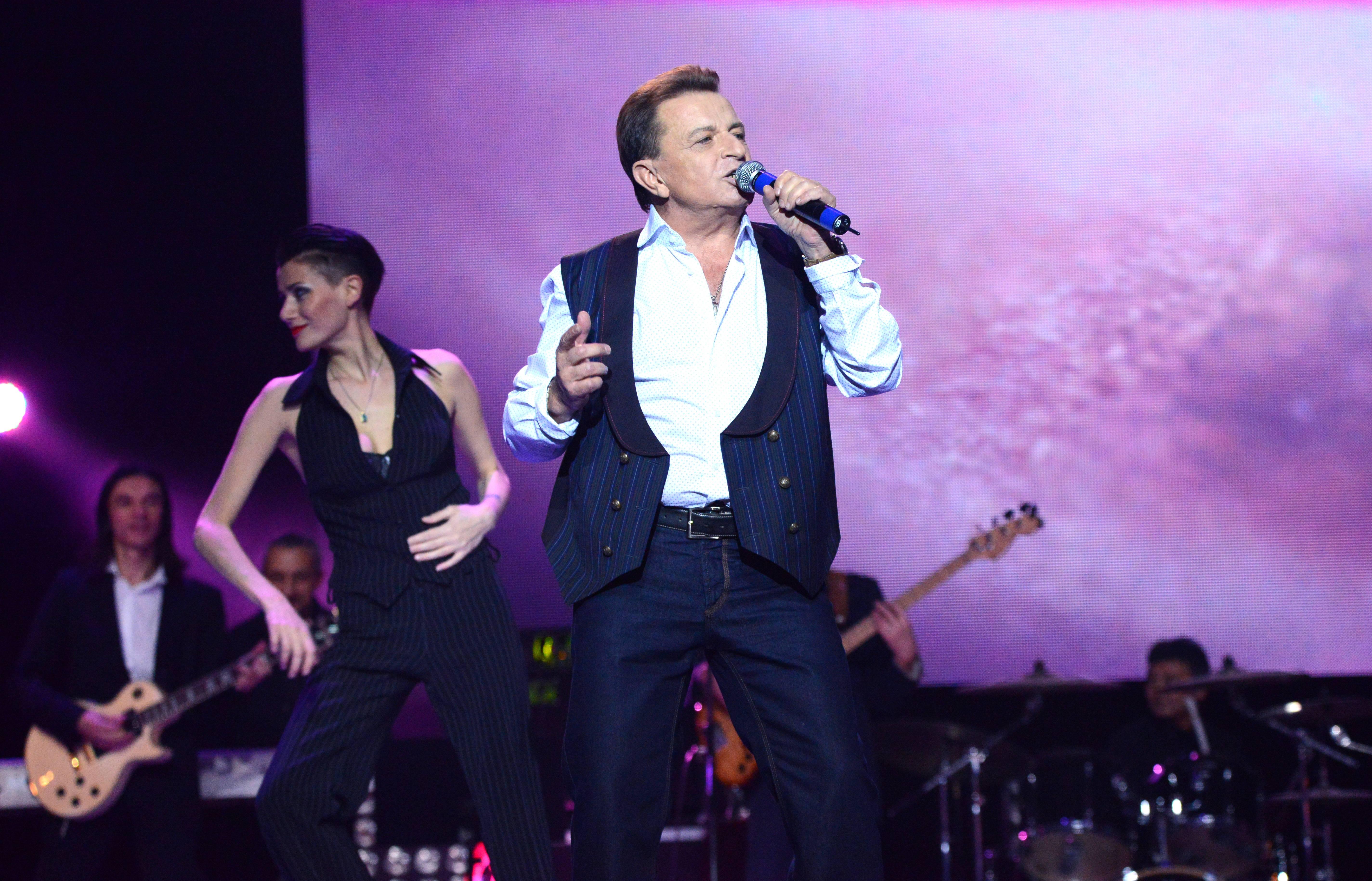 Аркадий Хоралов и его друзья устроили настоящий праздник музыки.