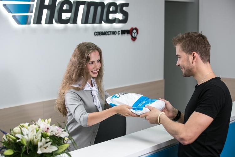 Enter и Hermes-DPD взяли курс на взаимовыгодное взаимодействие