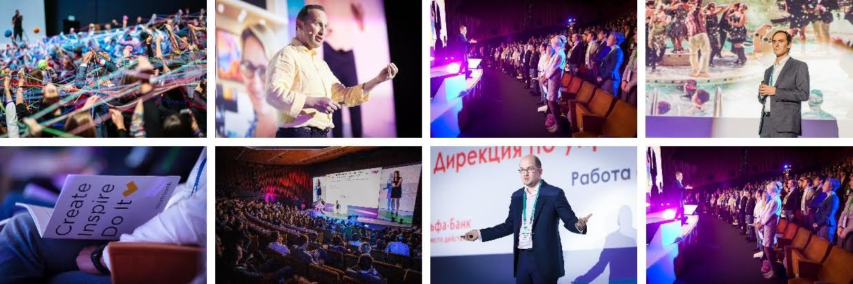 Энергия лидерства с People Management ReForum « Winning The Hearts» 2015