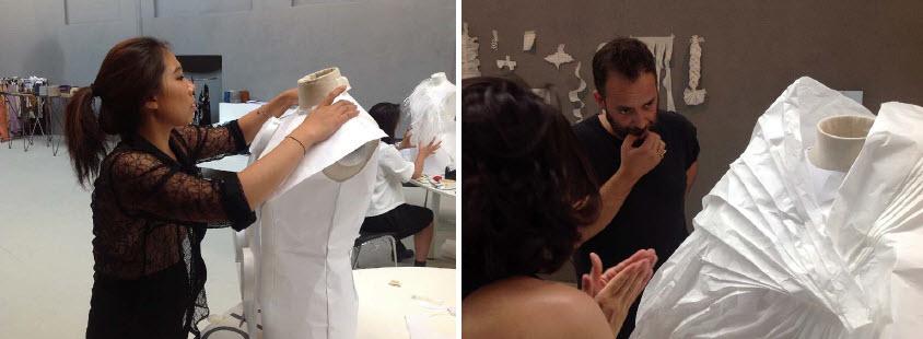 Итальянский кутюрье обучит российских дизайнеров одежды секретам высокой моды