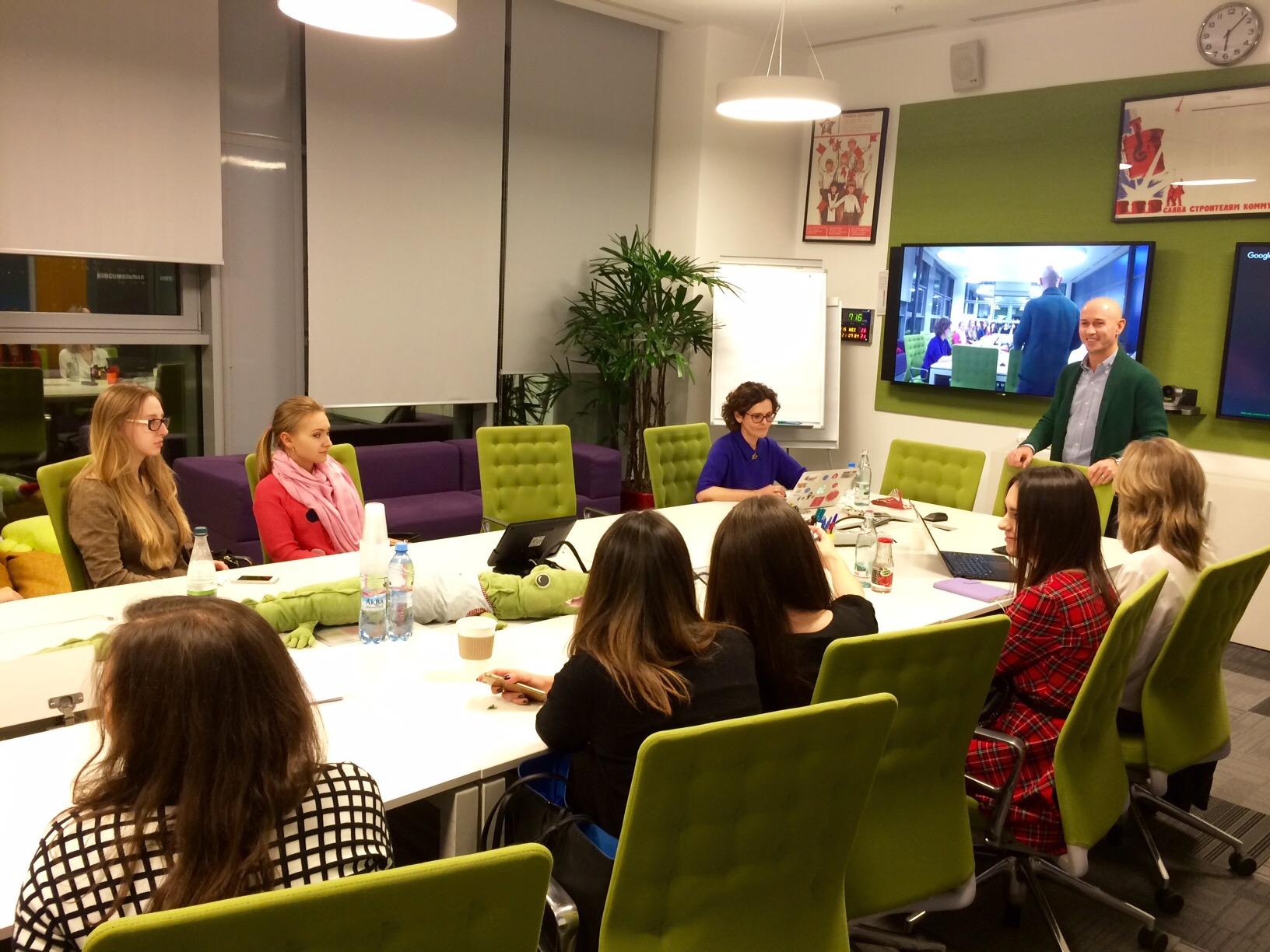 Pro-Vision и Google провели общий workshop для студентов МГУ имени М. В. Ломоносова