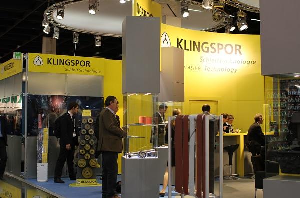 Klingspor представит абразивные инструменты в Новосибирске