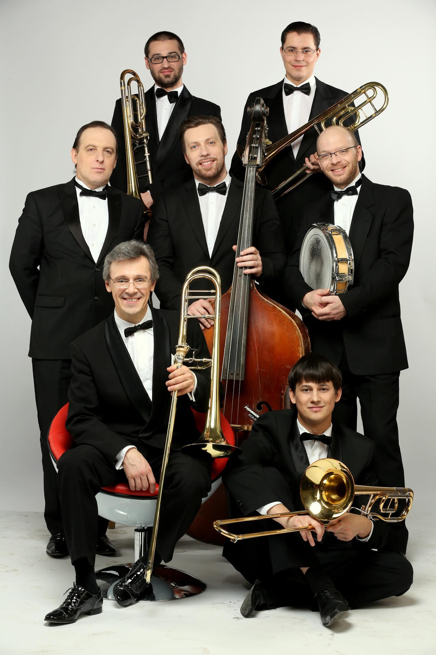 Александр Ф. Скляр и Тромбон-шоу исполнят общий концерт, посвященный 120-летию Леонида Утесова!