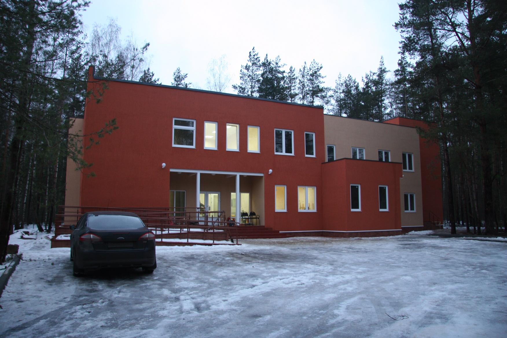 На площади загородного комплекса Монино открылось новое общежитие для сотрудников