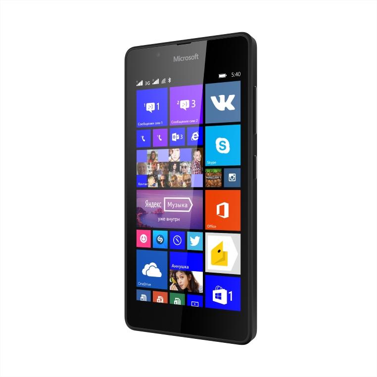 Открыты предварительные заказы на эксклюзивную модель Lumia 540 Dual SIM