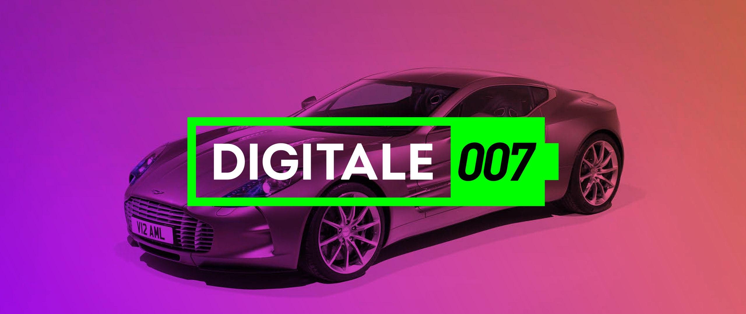 Digitale 007 ? конференция по маркетингу №1 в Петербурге